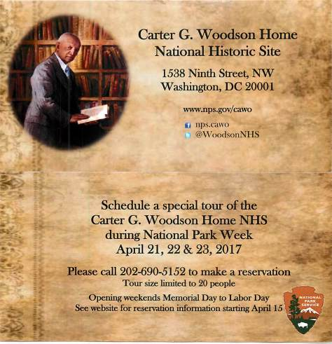 Carter G Woodson National Historic Site